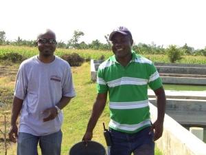 Charles in Haiti