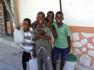 la gonave children