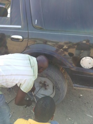 pflat tire